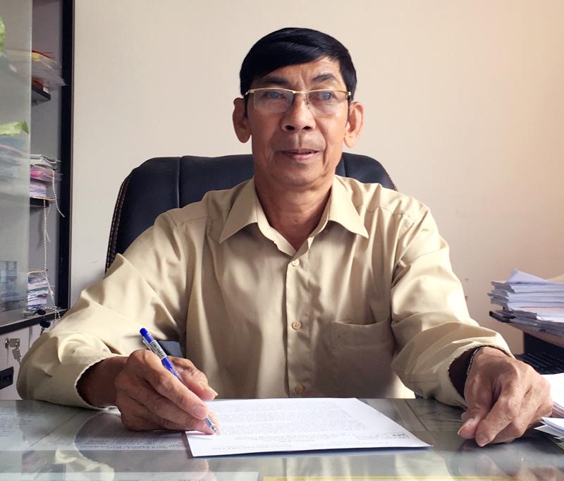 Đồng chí Nguyễn Văn Chanh