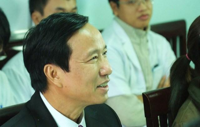 Giáo sư Nguyễn Thanh Liêm. Nguồn: vietnamfriendship.vn