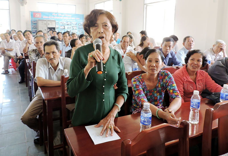 Việc sáp nhập các đơn vị hành chính phải có sự đồng ý của trên 50% cử tri trên địa bàn sáp nhập.