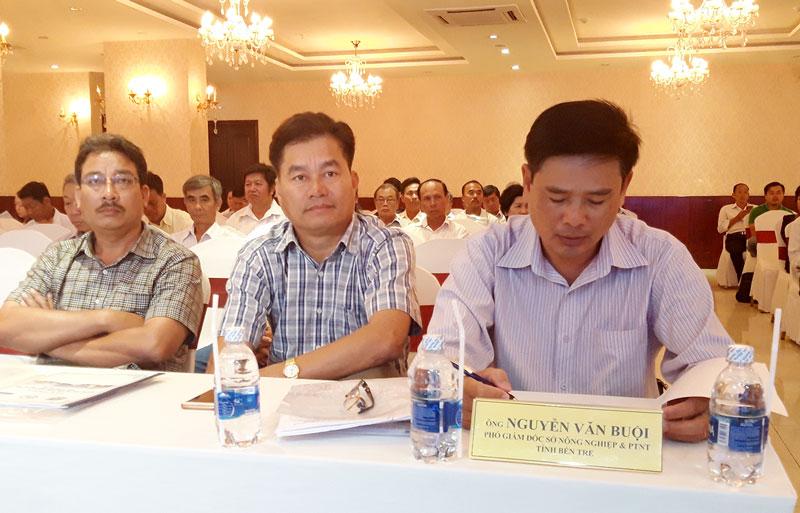 Các đại biểu tham dự hội thảo. Ảnh: Phan Hân
