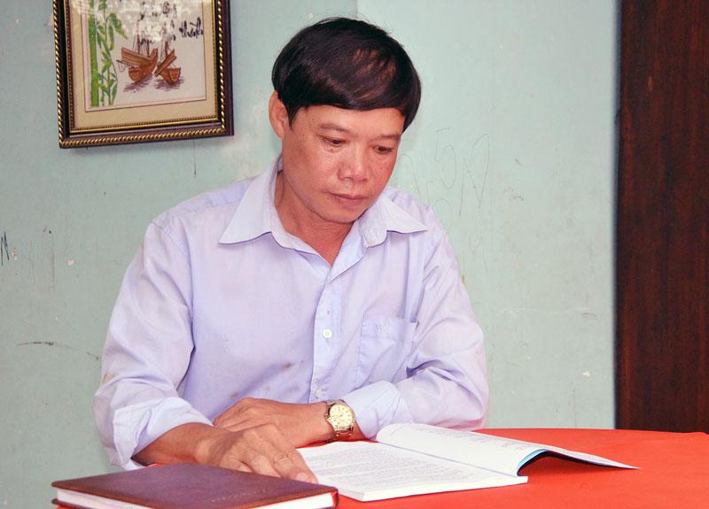 Ông Trần Văn Nhanh