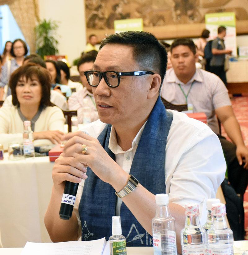 Ông Nguyễn Lâm Viên