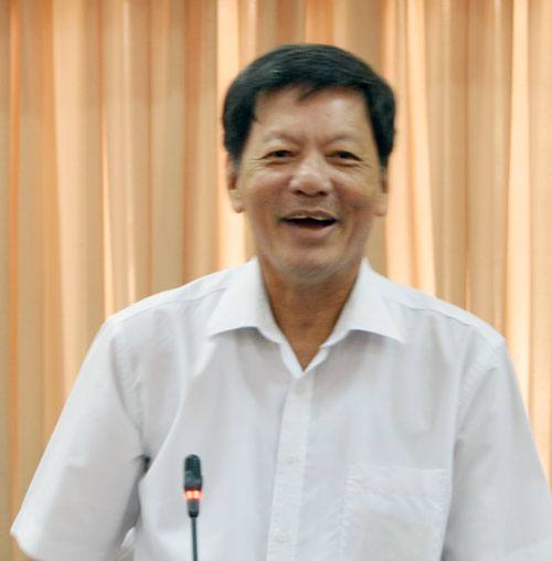 Nhà báo Minh Trấn