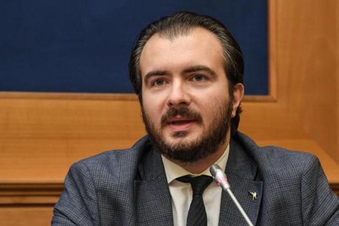 Quan chức cấp cao thuộc đảng Liên đoàn, ông Riccardo Molinari. Nguồn: ansa.it