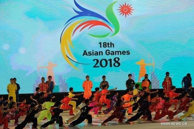 Á vận hội lần thứ 18 được tổ chức tại Indonesia. Ảnh: news.cn