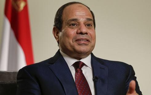 Tổng thống Abdel Fattah al-Sisi. Ảnh: sputniknews.com