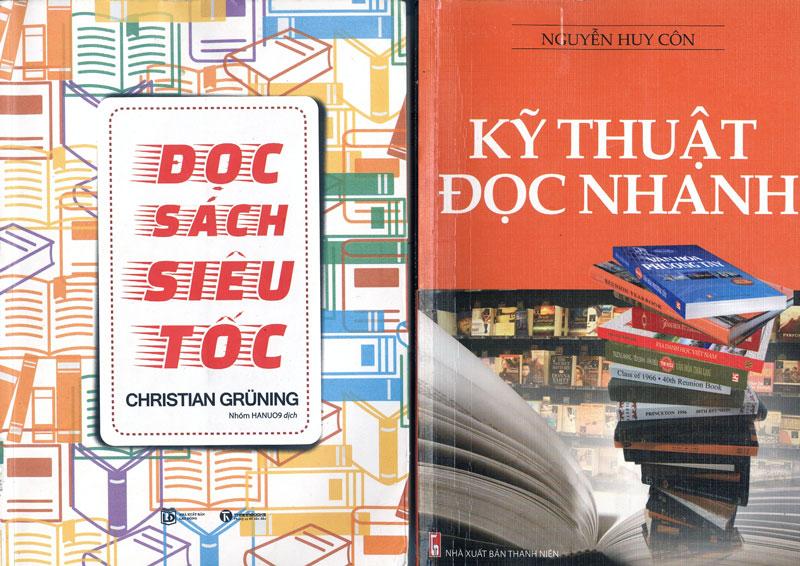 Bìa của 2 tựa sách. Ảnh: H. Linh