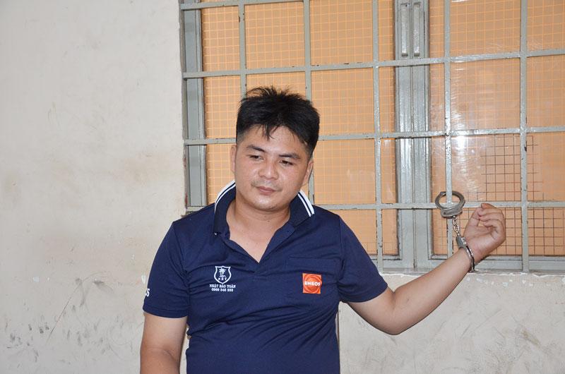 Đối tượng Nguyễn Đức Tín