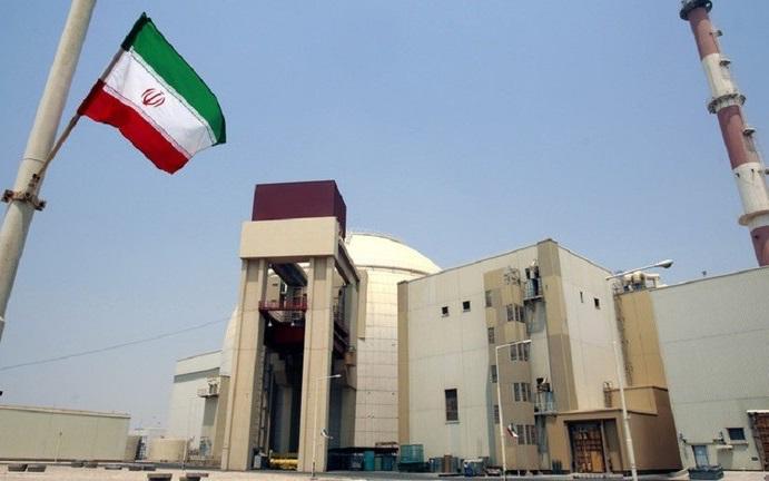Cơ sở hạt nhân Bushehr của Iran. Ảnh: Reuters