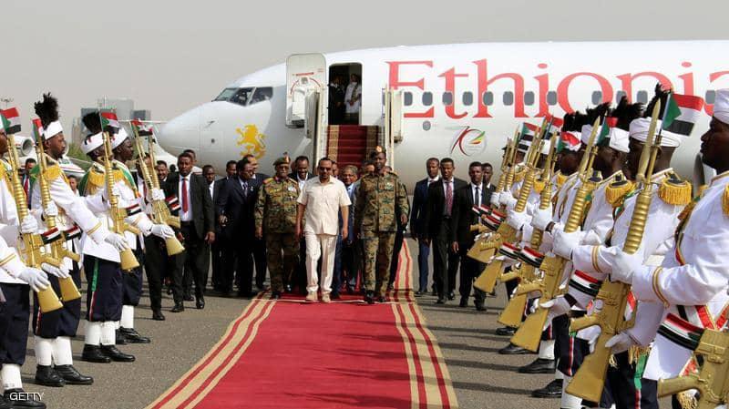Đặc phải viên của Ethiopia về Sudan thúc đẩy hòa giải. Ảnh GETTY