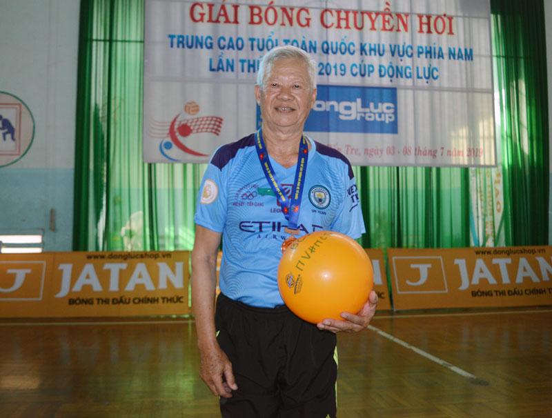 Ông Huỳnh Văn Ly