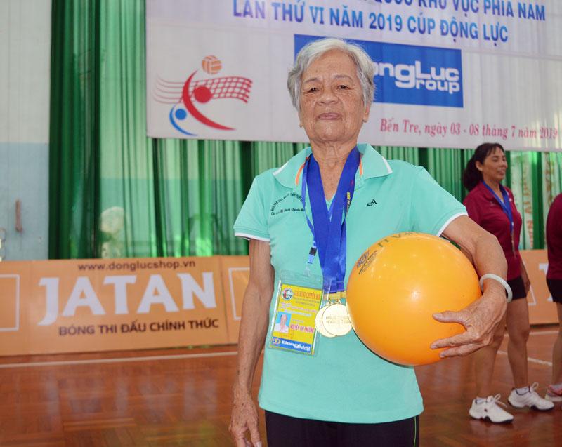 Bà Nguyễn Thị Phương