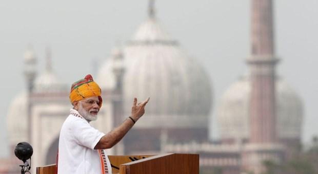 Thủ tướng Modi. Nguồn: AFP