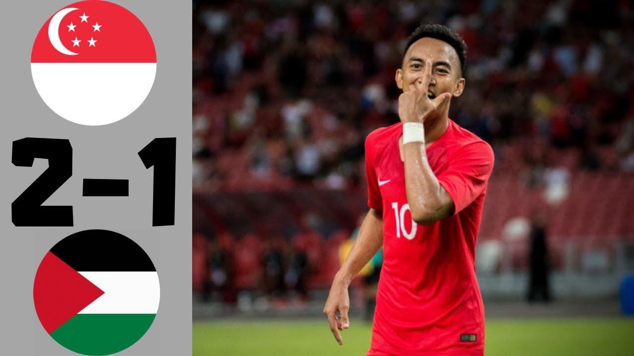 Chiến thắng bất ngờ của Singapore