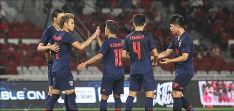 Thái lan đang dần hoàn thiện lối chơi dưới thời HLV Akira Nishino.