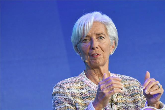 Bà Christine Lagarde. Ảnh: THX/TTXVN