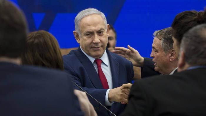 """Kết quả cuộc bầu cử Quốc hội """"lại"""" của Israel lần này cũng rất khó đoán trước. Ảnh: Financial Times"""