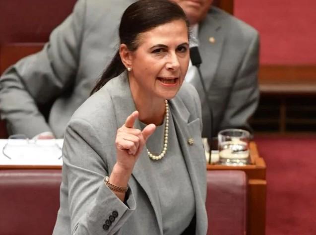 Thượng nghị sĩ Đảng tự do Australia Concetta Fierravanti-Wells. Ảnh: AAP