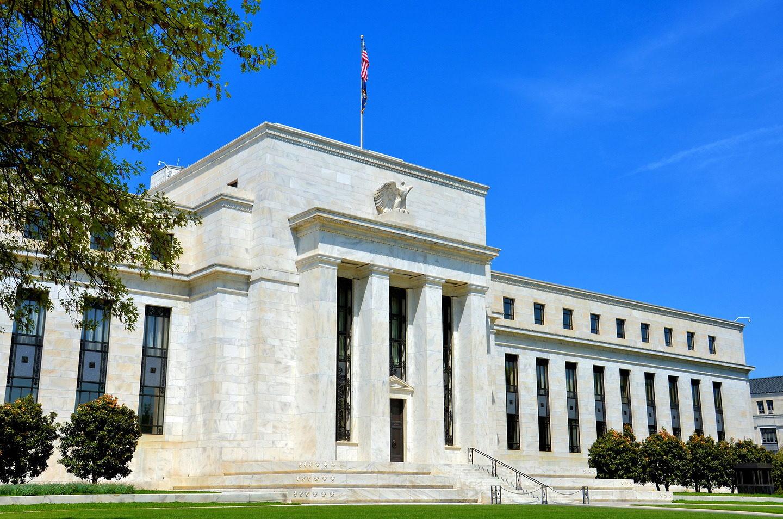Trụ sở Ngân hàng Dự trữ Liên bang Mỹ (Fed) ở thủ đô Washington D.C. Ảnh: encirclephotos