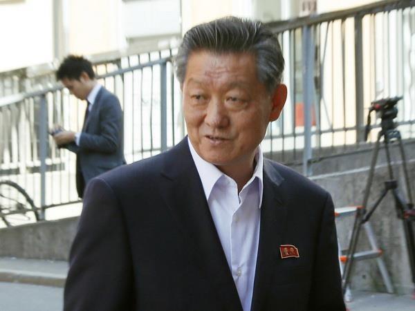 Đại sứ Triều Tiên Song Il-ho. Nguồn: Getty Images