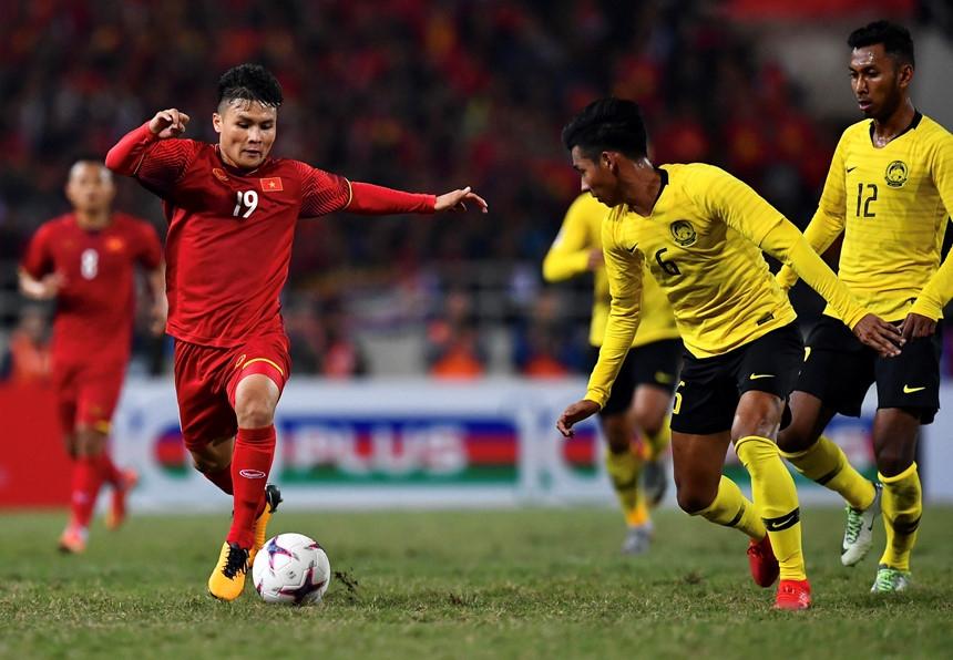 Việt Nam sẽ gặp Malaysia tại Mỹ Đình.