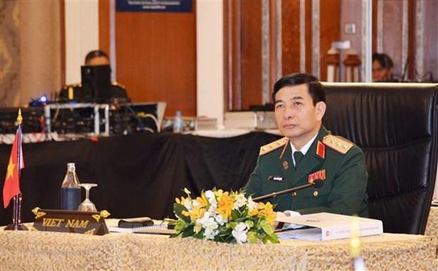 Thượng tướng Phan Văn Giang. (Nguồn: TTXVN)