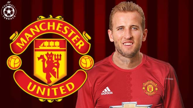 Kane sẽ gia nhập MU?