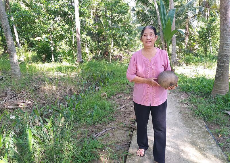 Cô Trần Thị Sết