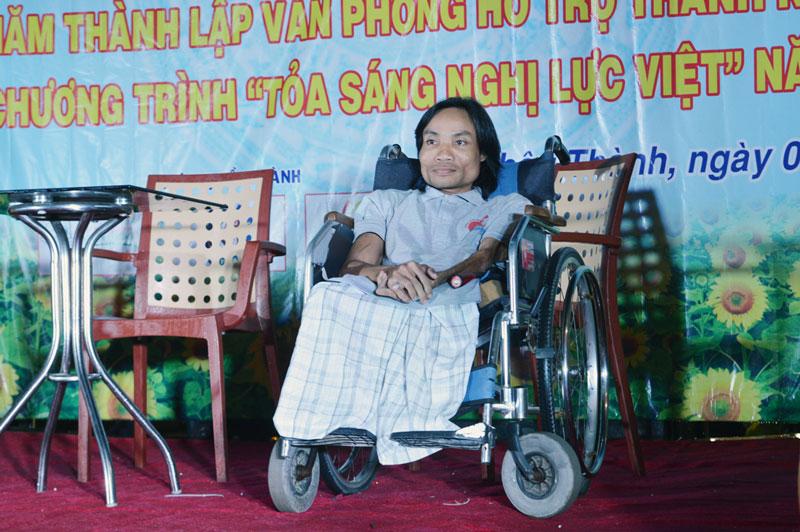 Anh Lê Cường.