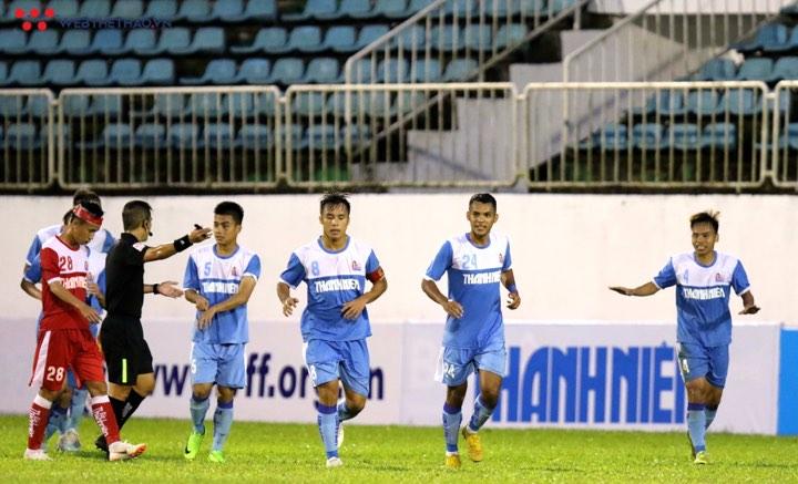 U21 Phố Hiến cùng U21 Hà Nội lọt vào bán kết.