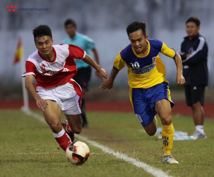 U21 Hồng Lĩnh Hà Tĩnh và U21 Đồng Tháp cũng giành tấm vé thi đấu tại bán kết.