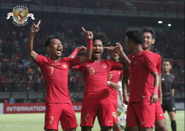 U19 Indonesia gây sốc khi thắng Trung Quốc ngay tại sân nhà