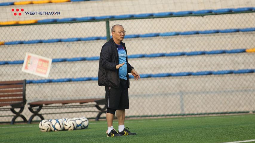 HLV Park Hang Seo đã đạt thỏa thuận sơ bộ với VFF trong việc gia hạn hợp đồng.