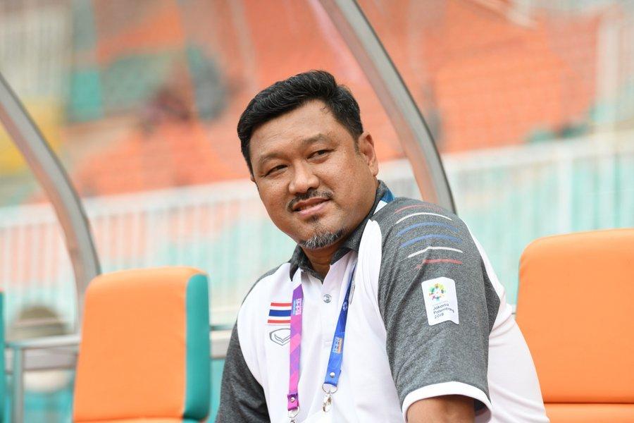 HLV Worrawoot Srimaka dẫn Thái Lan giành HCV ở kỳ SEA Games gần nhất