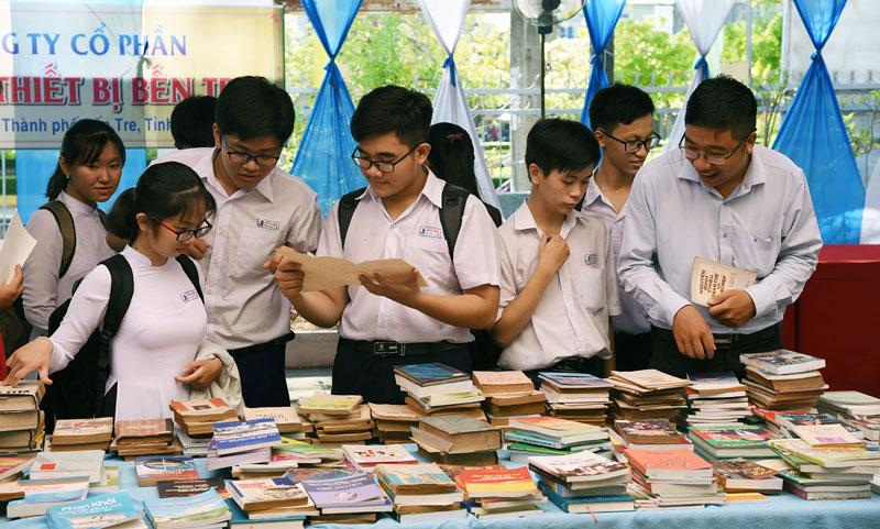 Đầu tư để phát triển nguồn nhân lực trẻ đầy triển vọng.