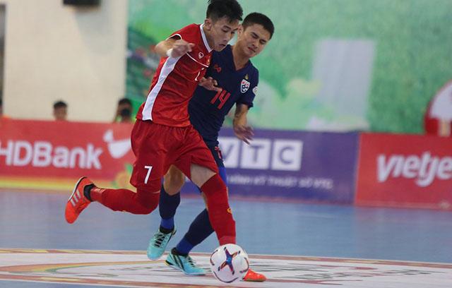 """Việt Nam và Thái Lan là 2 ứng viên nặng ký cho danh hiệu """"ĐT Futsal năm 2019""""."""