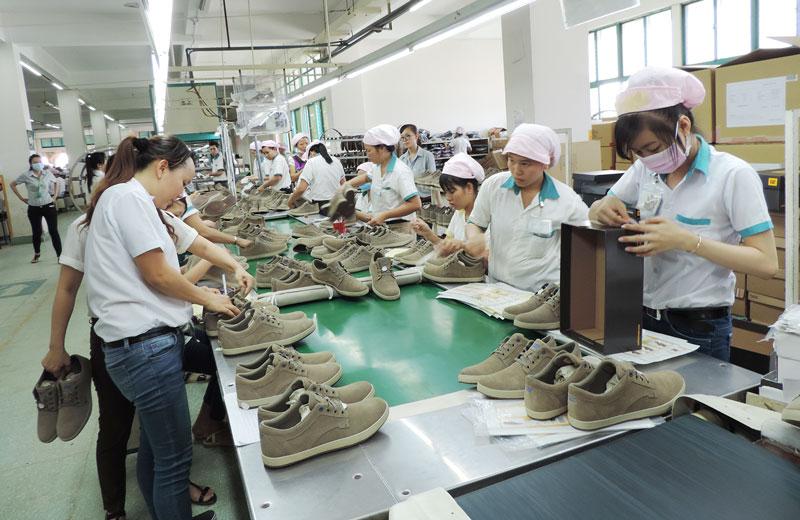 Châu Thành tập trung đột phá trên lĩnh vực công nghiệp.