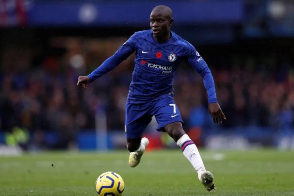 Kante khẳng định sẽ gắn bó với Chelsea