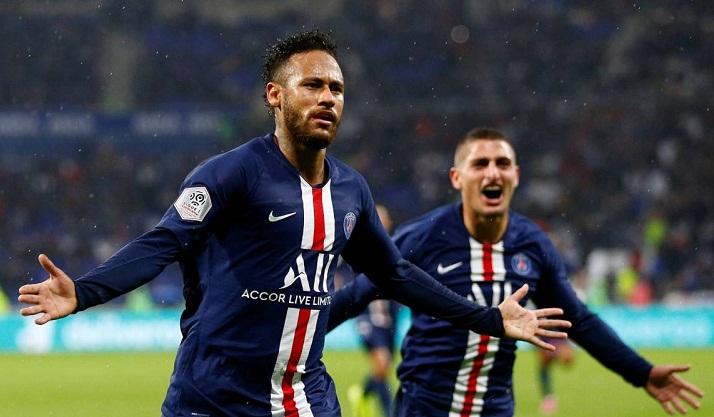 Neymar sẵn sàng trở lại thi đấu cho PSG