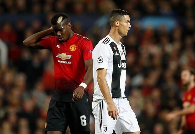 Ronaldo đã đồng ý cho Juventus mua Pogba