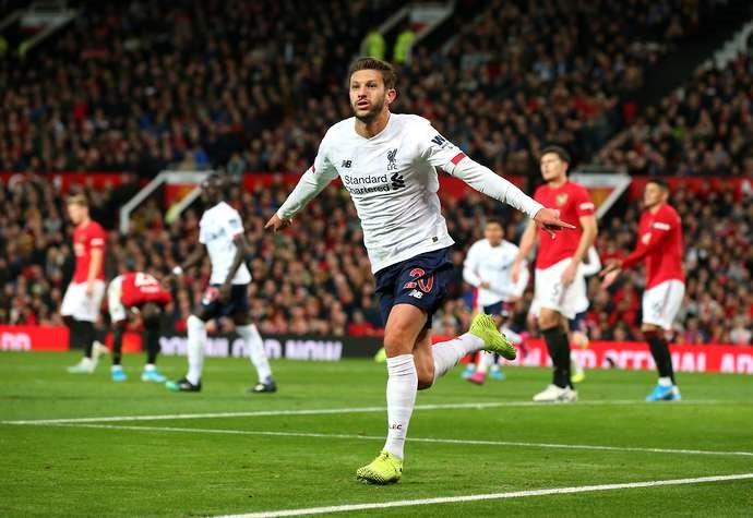 Liverpool chỉ có 4 cầu thủ Anh ghi bàn trong 12 vòng đầu