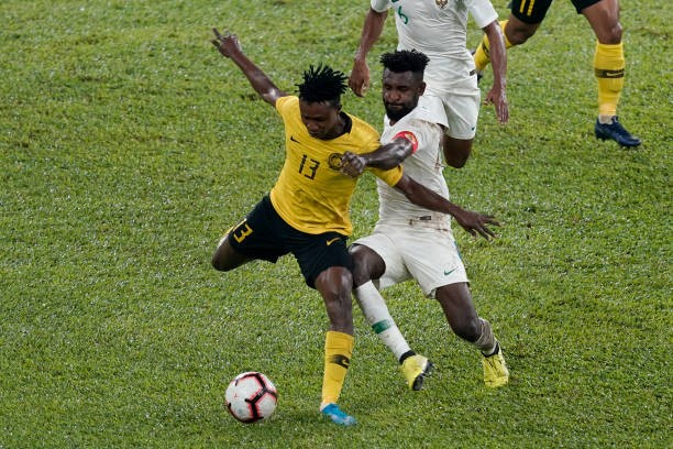 Indonesia đã hết hy vọng tại vòng loại sau trận thua Malaysia Ảnh: Getty
