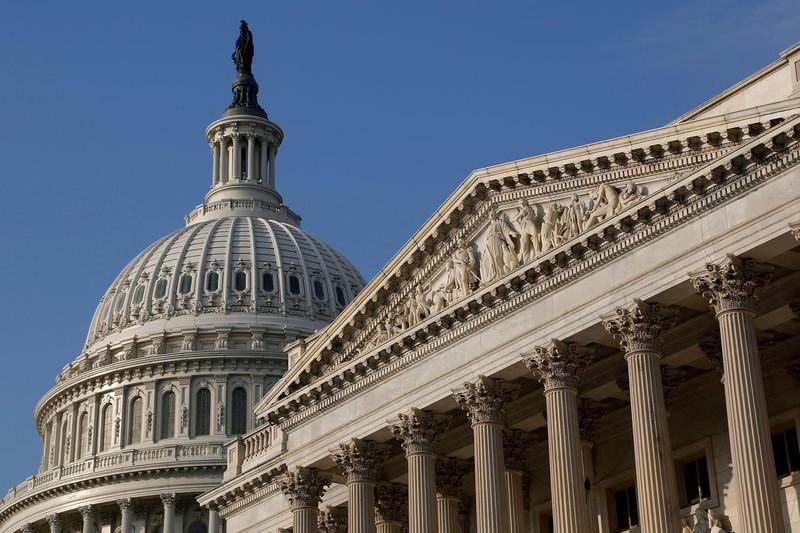 Thượng viện Mỹ nhất trí thông qua dự luật về Hong Kong. Ảnh: Reuters