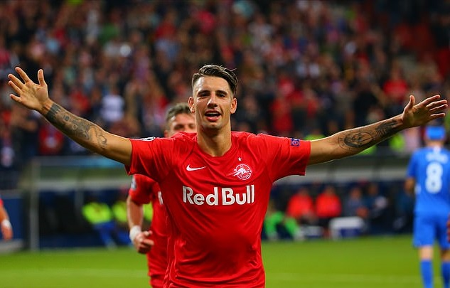 Szoboszlai là mục tiêu của Arsenal
