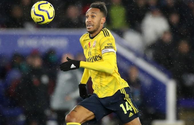 Aubameyang vẫn chưa gia hạn với Arsenal