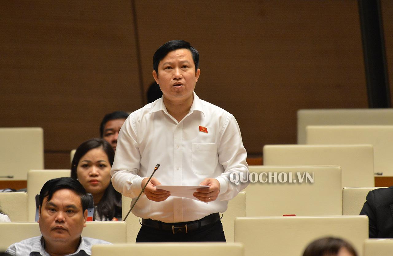 Đại biểu Lê Quang Trí – Đoàn ĐBQH tỉnh Tiền Giang