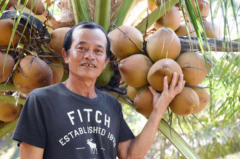 Ông Trần Văn Thạnh