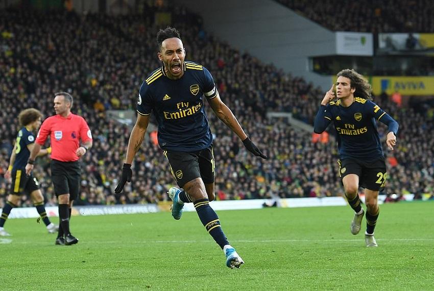 Arsenal có nguy cơ mất Aubameyang