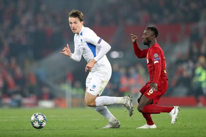 Berge đang được Liverpool nhắm đến cho hàng tiền vệ