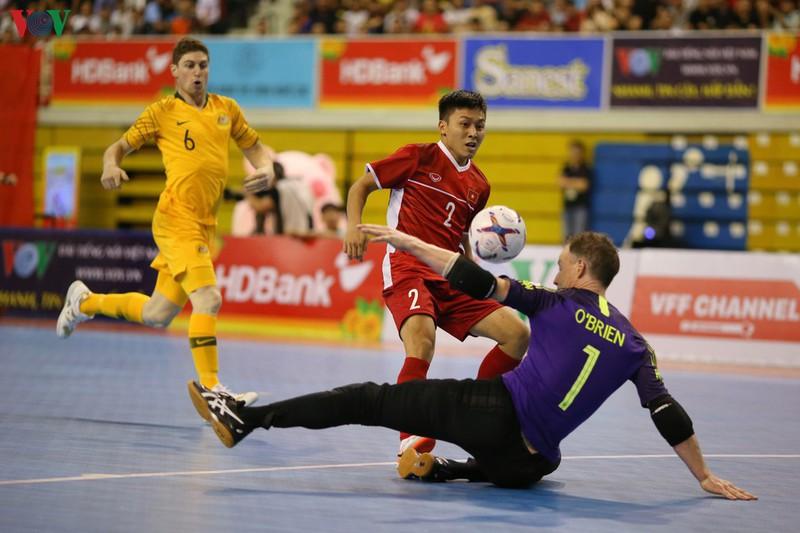 ĐT Futsal Việt Nam rơi vào bảng đấu dễ ở giải Futsal châu Á 2020.